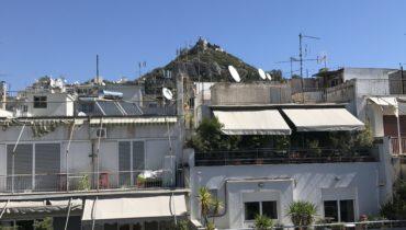 KOLONAKI – SOLONOS ST.  ENTIRE FLOOR APARTMENT