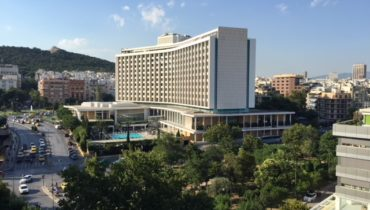 ATHENS – HILTON. IN AN EXCELLENT LOCATION  APARTMENT