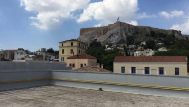 PLAKA – MODERN APARTMENT WITH A VIEW AND A YIELD